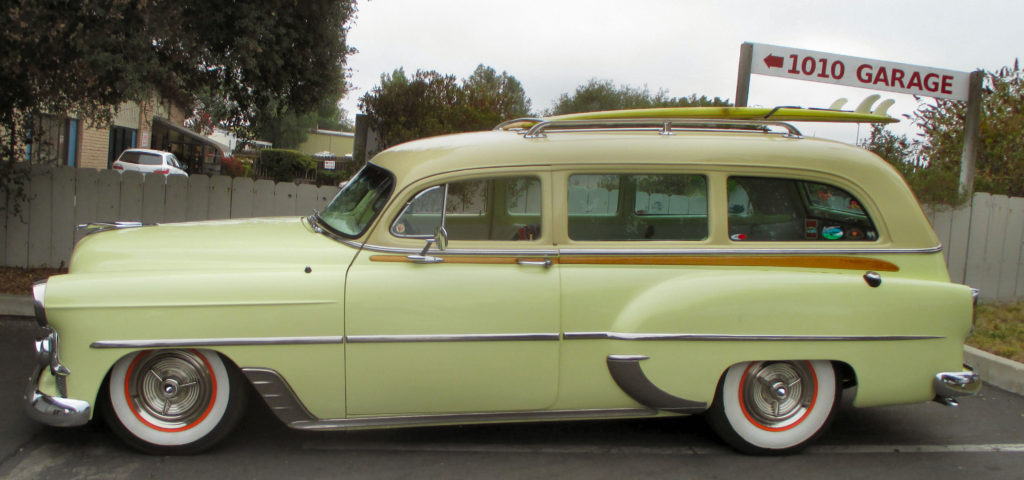 1953 Chevrolet Woodie